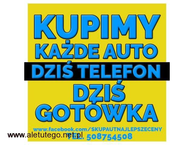 skup samochodów  / skup samochodów używanych Śląsk / Małopolska / Opolskie - 1/1