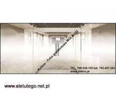 Folie okienne Gradientowe -Folia Pixel122, Folia Perła152, Folia Mgła152