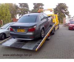 Non-Stop Pomoc - hol samochodów i maszyn