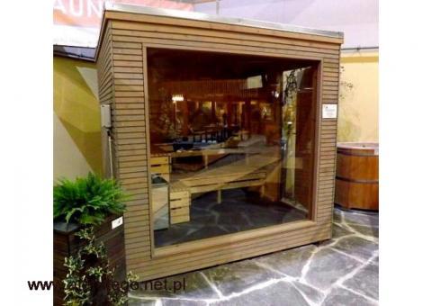 Sauny z drewna od Geisser