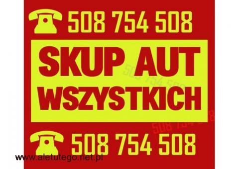 Skup Wszystkich Aut - skup aut używanych  /  Śląsk / Małopolska / Opolskie