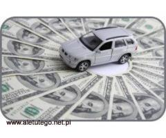Pożyczka pod Auto do 50% wartości - 1/1