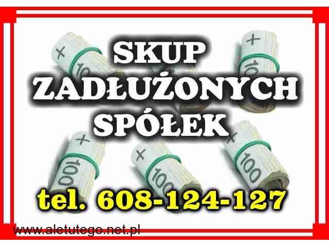 Kupujemy Zadłużone Spółki i Działalności / Podatki Pomoc - 1/1