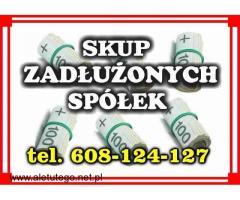 Kupujemy Zadłużone Spółki i Działalności / Podatki Pomoc