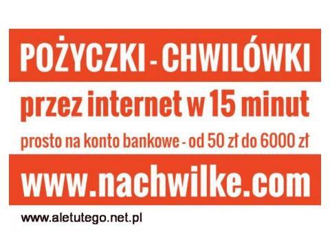 Pożyczki bez BIK do 10 000 zł Incredit - do 24 m-cy