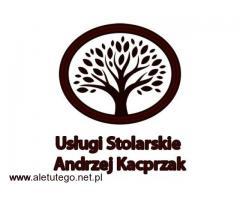 Andrzej Kacprzak - Twój stolarz z Warszawy