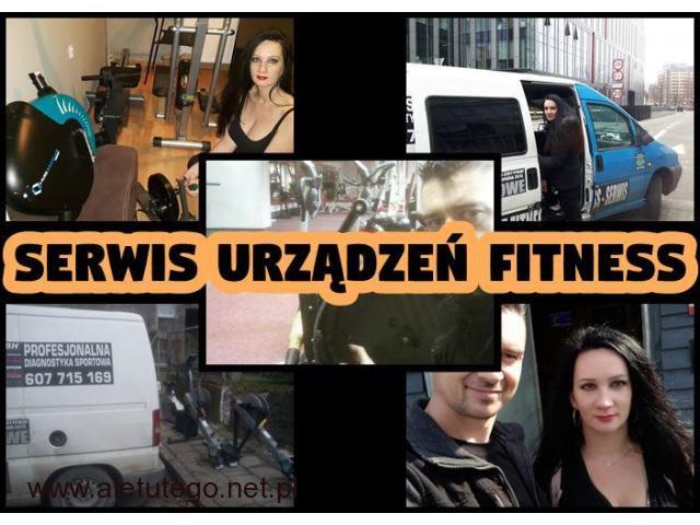 Profesjonalny Serwis Urządzeń Fitness, Sprzętu Rehabilitacyjnego - 1/1