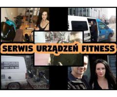 Profesjonalny Serwis Urządzeń Fitness, Sprzętu Rehabilitacyjnego