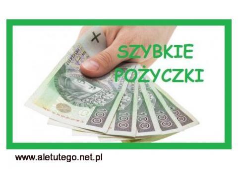 Pożyczki na dowód bez zaświadczeń