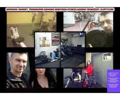 Naprawa rowery treningowe,domowe,orbitreki,fitness,kardio,trenażery eliptyczne
