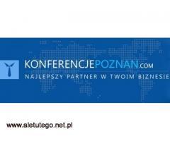 Sale konferencyjne w Poznaniu.