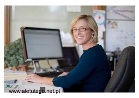 Pomagam dorosłym w pokonaniu angielskiego przez Skype