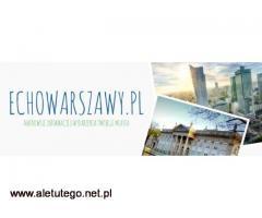 Lokalny serwis EchoWarszawy