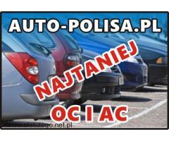 Kalkulator OC / AC online - najtańsze ubezpieczenia samochodowe