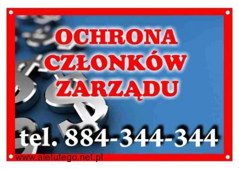 Ochrona Członków Zarządu z 299/586 KSH
