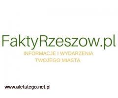 Serwis lokalny FaktyRzeszow