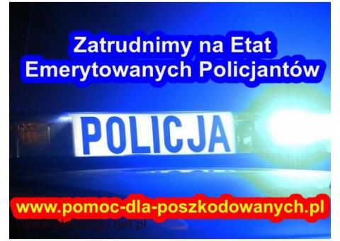 ETAT dla Emerytowanych Pracowników Policji, ABW, SG, CBŚ