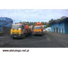 Fachowy transport maszyn rolniczych - Fast-Trans