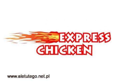 Prowadź własny lokal Express Chicken - Przejdź na swoje !