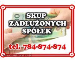 Ochrona Zarządu/Skup Zadłużonych Spółek oraz JDG KAS/JPK