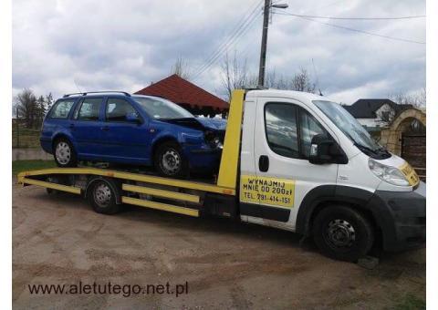 Pomoc drogowa - Zgorzelec, kraj, UE - RUSIN