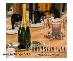 Najlepszy szampan w Warszawie