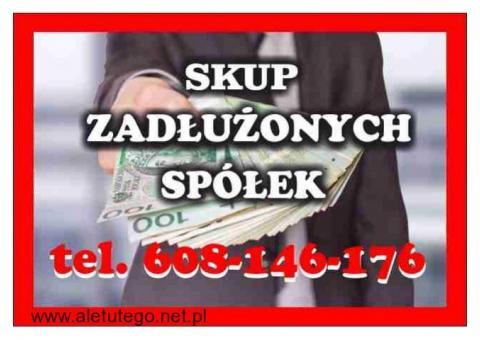Zadłużona Spółka ? pomoc w 299/586 ksh ?JPK/KAS