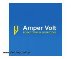 AmperVolt - elektryk Andrzej Bochenek z Krakowa poleca swoje usługi