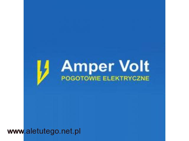 AmperVolt - całodobowe usługi elektryczne w Krakowie - 1/1
