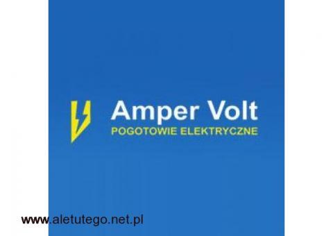 AmperVolt - całodobowe usługi elektryczne w Krakowie
