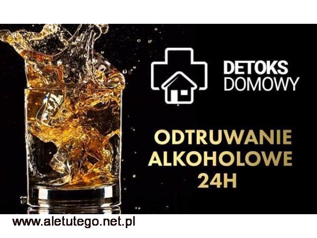 Detoks domowy, alkoholowy/narkotykowy/polekowy. Zadzwoń - 1/1