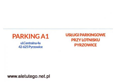Parking A1 Pyrzowice
