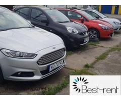 Wypożyczalnia samochodów osobowych tanio Warszawa