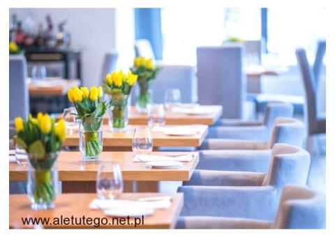 Restauracja idealna na przyjęcia okolicznościowe – Akademia