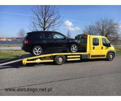 Pomoc drogowa - Zgorzelec, kraj, UE