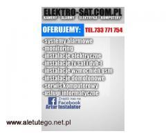 Elektryk - Instalacje elektryczne - montaż, naprawa modernizacja Nowogard