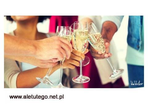 Happy Hours w Bubbles Bar w Warszawie