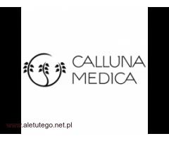 Krem nawilżający do cery suchej Calluna Medica