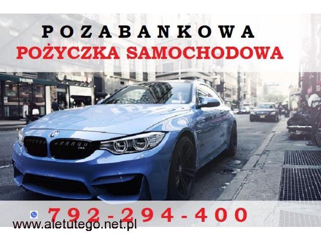Szybka Pożyczka Bez Baz Pod Zastaw Lub Na Zakup Każdego Pojazdu! - 2/2