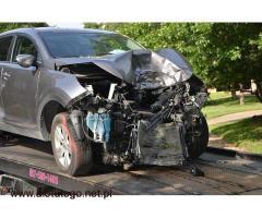 Wypadek drogowy w Polsce z udziałem obcokrajowca