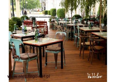 Organizacja eventów w Warszawie – Bubbles Bar