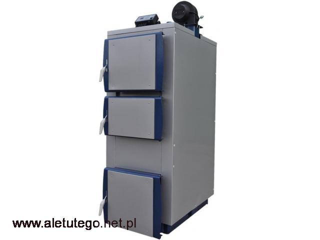 Uniwersalny Wielopaliwowy Podgrzewacz wody C.W.U 9kW pompa CO sterownik PID ogrzewanie zasypowy - 1/1