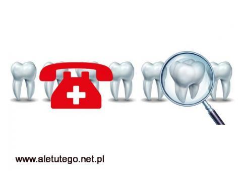 Prywatne pogotowie stomatologiczne PIŁA, KACZORY I OKOLICE