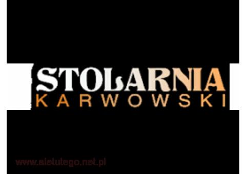 Producent drzwi wewnętrznych drewnianych - Stolarnia Karwowski