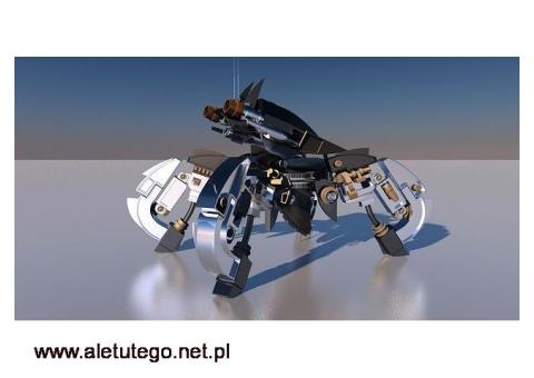 Roboty do składania