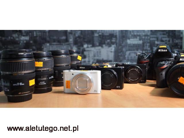 Czyszczenie filtra matrycy Canon Katowice Centrum - 1/1