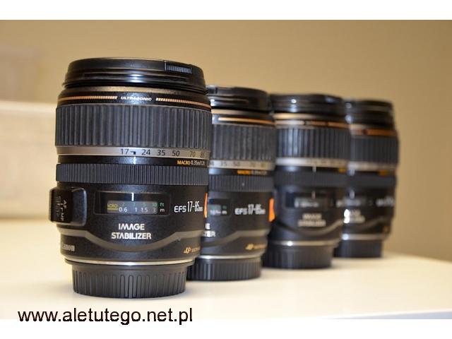 Err01, Err99 , naprawa obiektywów Canon Katowice Centrum - 1/1