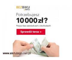 Pożyczki pozabankowe dla każdego