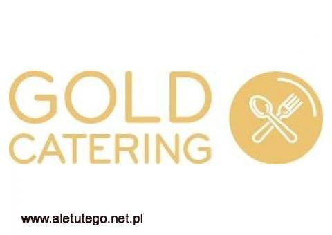 GOLD CATERING – kompleksowe usługi gastronomiczne