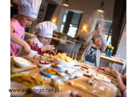 Rodzinne weekendy w Restauracji Akademia
